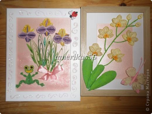 Решила сделать букетик цветов для любимой мамочки на 8 марта. фото 25