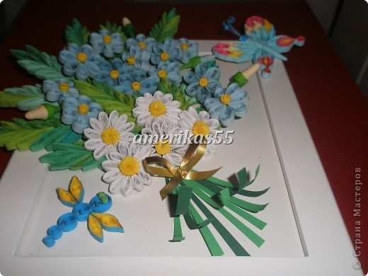 Решила сделать букетик цветов для любимой мамочки на 8 марта. фото 28