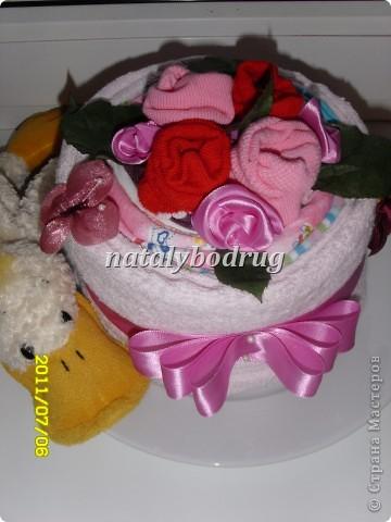 тортик для Маркусика фото 2