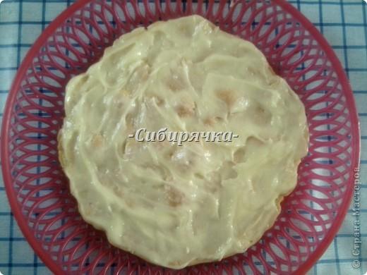 """Клубничный торт (а-ля """"Тропиканка"""") МК. фото 17"""