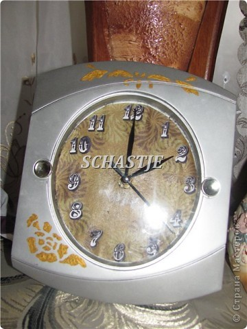 Эти часы просто просились измениться. Спасибо, что зашли фото 1