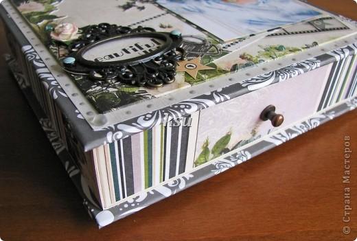 Свадебная коробочка для денежного или иного подарка фото 8