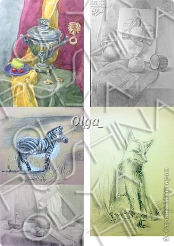 Рисунок и живопись. фото 10