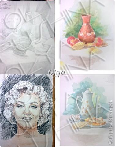 Рисунок и живопись. фото 11