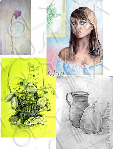 Рисунок и живопись. фото 7