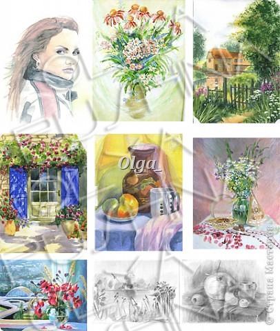 Рисунок и живопись. фото 5