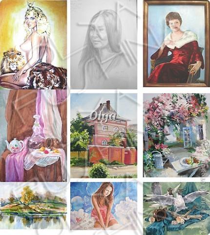 Рисунок и живопись. фото 6