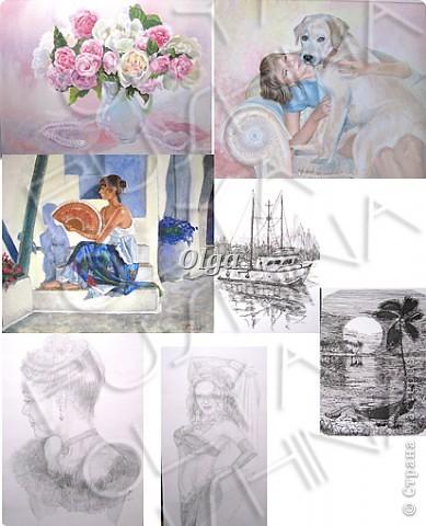Рисунок и живопись. фото 2
