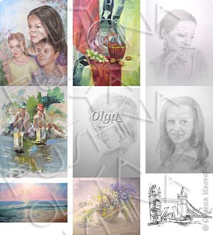 Рисунок и живопись. фото 4