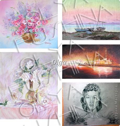 Рисунок и живопись. фото 1