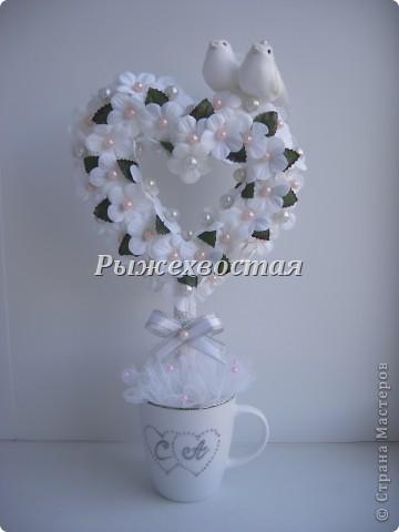 Добрый день всем!!! Спешу поделиться. Кажется я влюбилась!!!!!!! В это новое дерево!!!! Заказ на свадьбу 3 сентября!!!  фото 1