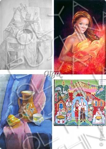 Рисунок и живопись. фото 12