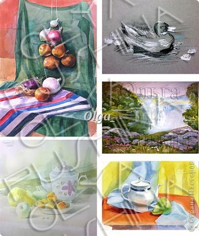 Рисунок и живопись. фото 9