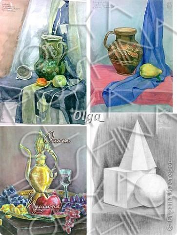 Рисунок и живопись. фото 8