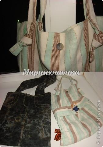 """ещё одна летняя сумочка """"Матрасик"""". внутрь с горем пополам вшила карманчик на змейке, потому что главный замочек - кнопка - не спасает от """"вываливания"""" вещей  )) фото 2"""