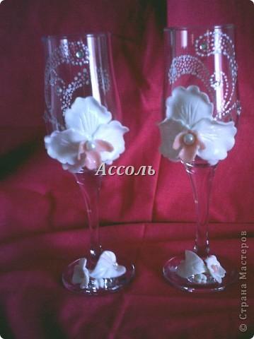 """Захотелось сделать """"не розы"""", а тут такая красота у Валентинки Порчелли появилась... Вот и рискнула. фото 1"""