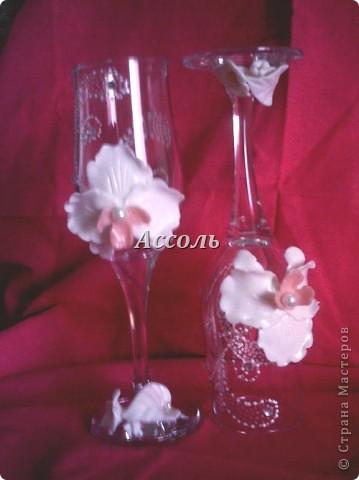 """Захотелось сделать """"не розы"""", а тут такая красота у Валентинки Порчелли появилась... Вот и рискнула. фото 2"""