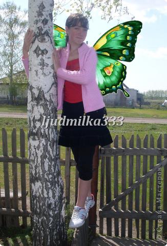 1) Моя первая из первых работ в фотошопе )))) фото 8