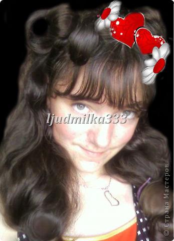 1) Моя первая из первых работ в фотошопе )))) фото 6