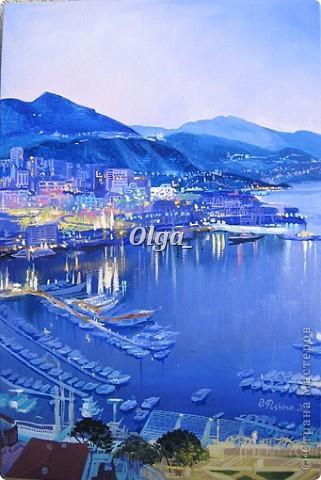 Новый пейзаж. Монако зажигает огни