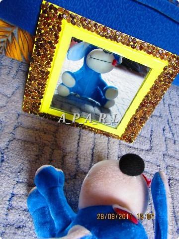 "Зеркало ""Необычное"" фото 1"
