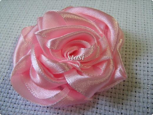 Обещанный мастер-класс по розам фото 1