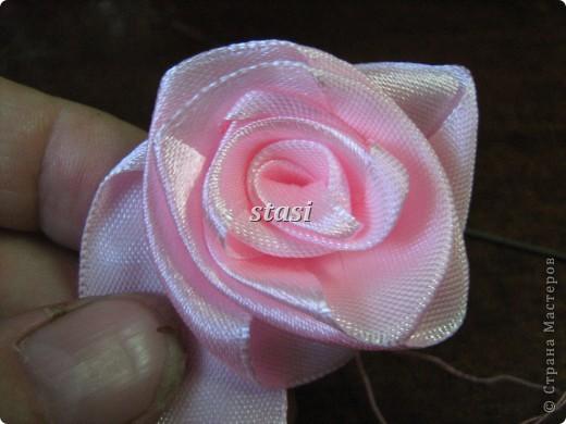 Обещанный мастер-класс по розам фото 11