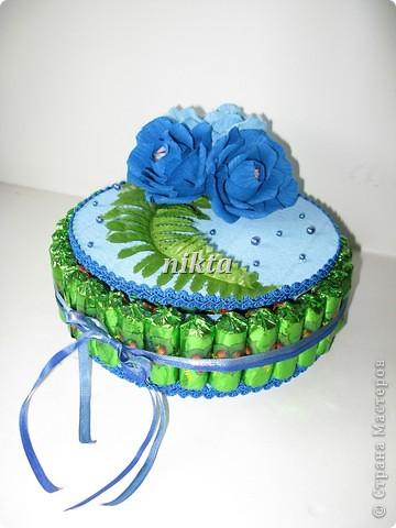 Тортик с сюрпризом фото 1