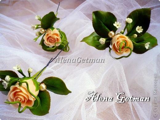 Шпильки для невесты фото 1