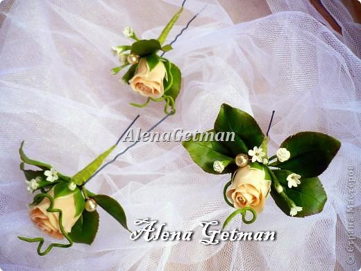 Шпильки для невесты фото 2