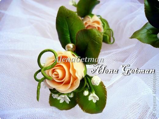 Шпильки для невесты фото 3