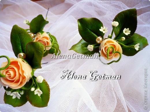 Шпильки для невесты фото 4