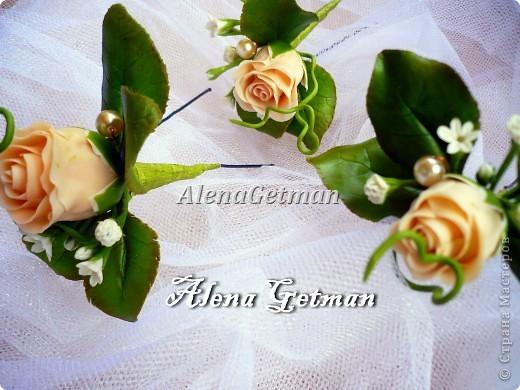 Шпильки для невесты фото 5