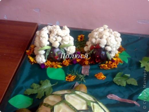 Барашки из цветной капусты!!! фото 1
