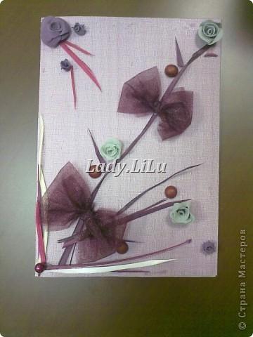 открытка-конвертик фото 7