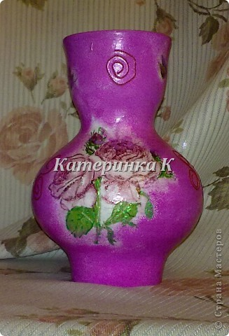 вазочка фото 1