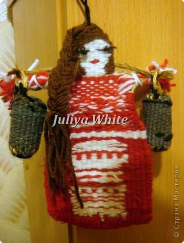Тканые куколки обереги) фото 1