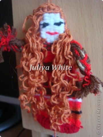 Тканые куколки обереги) фото 7