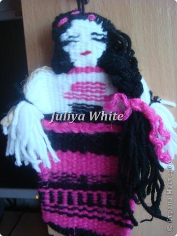 Тканые куколки обереги) фото 8