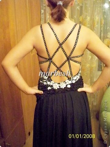 Платье для бальных танцев.Стандарт. фото 3