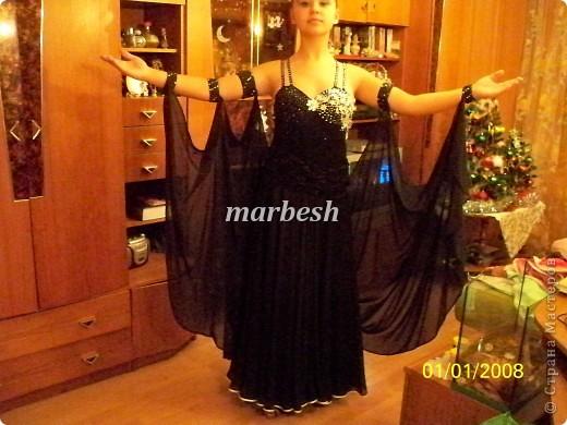 Платье для бальных танцев.Стандарт. фото 2