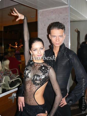 Платье для бальных танцев.Стандарт. фото 6