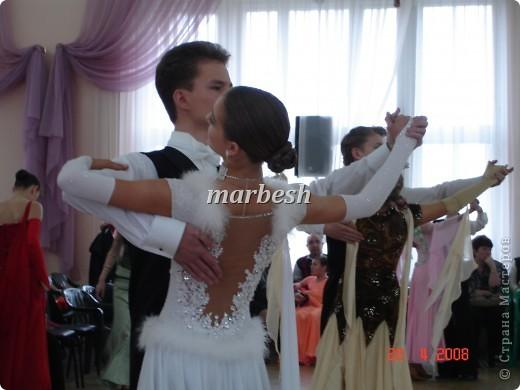 Платье для бальных танцев.Стандарт. фото 5