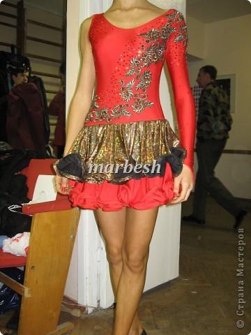 Платье для бальных танцев.Стандарт. фото 8
