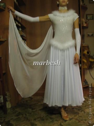Платье для бальных танцев.Стандарт. фото 4