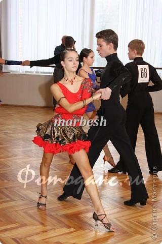 Платье для бальных танцев.Стандарт. фото 9
