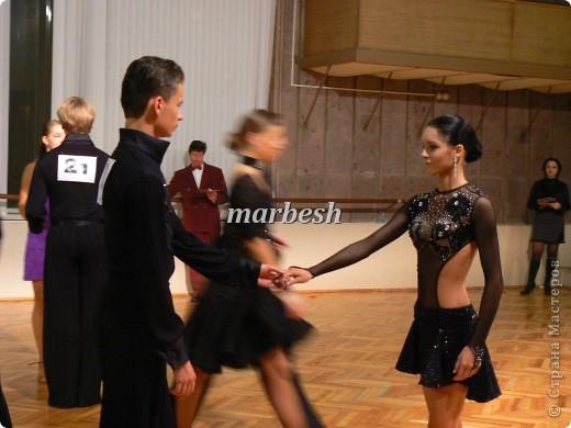 Платье для бальных танцев.Стандарт. фото 7