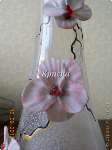 Вазочка и бутылочка фото 4