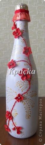 Вазочка и бутылочка фото 5