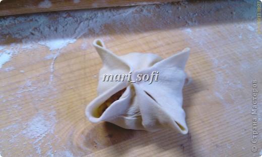 Манты с говядиной.  фото 9